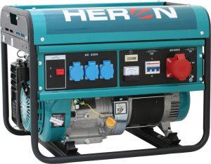 HERON EGM 60 AVR-3 áramfejlesztő