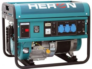 Heron EGM 55 AVR-1 áramfejlesztő