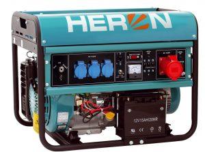 Heron EGM 68 AVR-3E áramfejlesztő