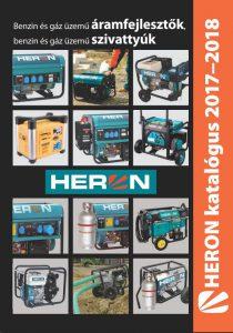 Heron katalógus borító